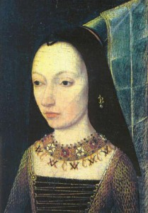 Margaret of York, Duchess of Burgundy By Michaelsanders at en.wikipedia [Public domain], from Wikimedia Commons