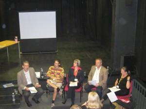 Lectures (Foto: Christian Lohmer, 2013)