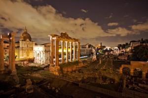 Forum Romanum by Danielle Giese
