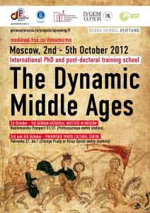DMA poster