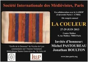IMS Symposium 2013