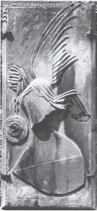 Grabstein Konrad von Kraig