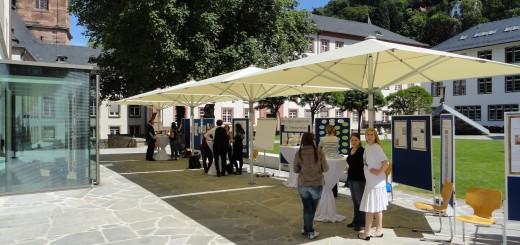 Innenhof der Heidelberger Neuen Universität (Foto: Klaus Oschema)