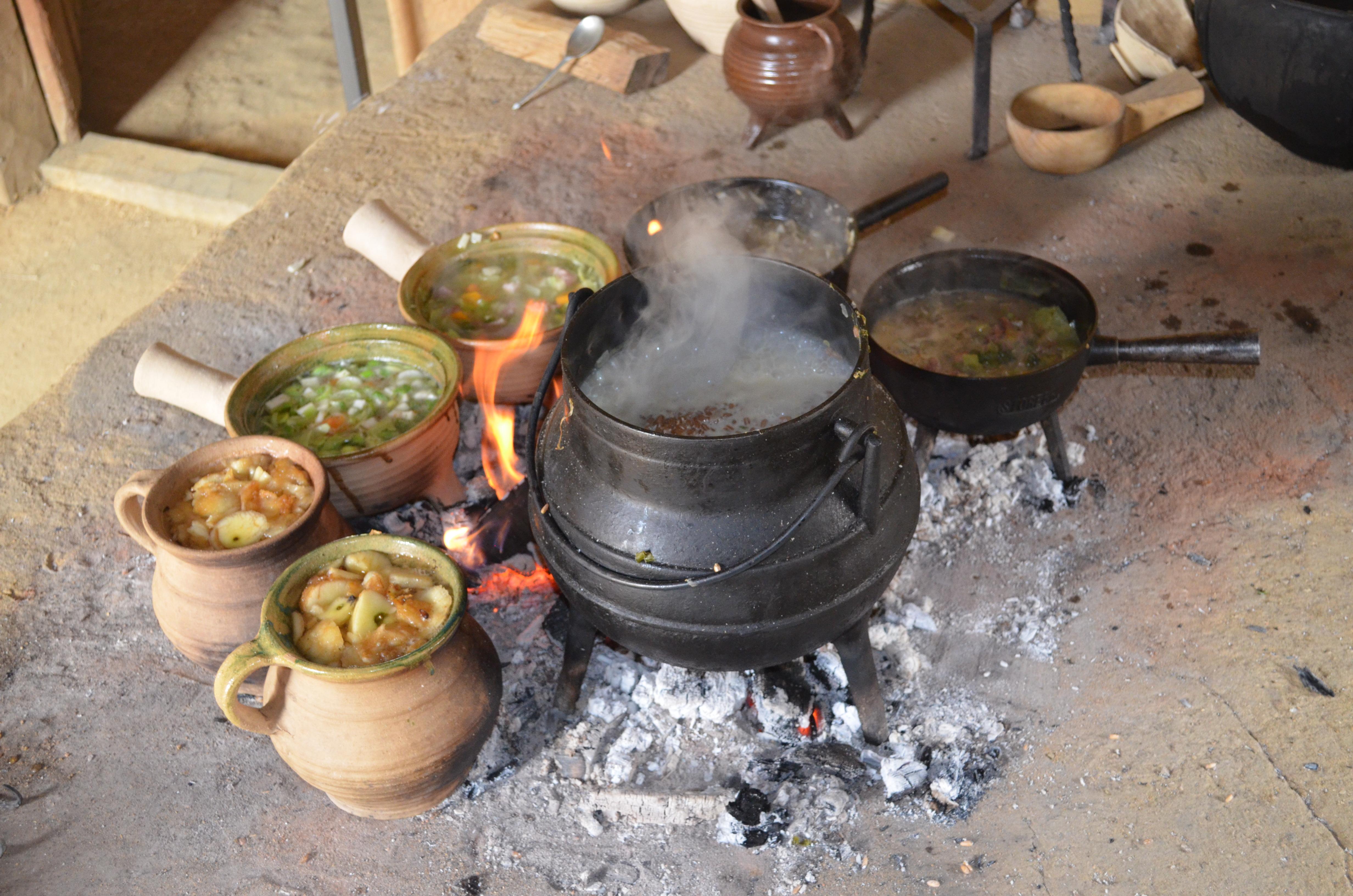 Mittelalter Küche Rezepte