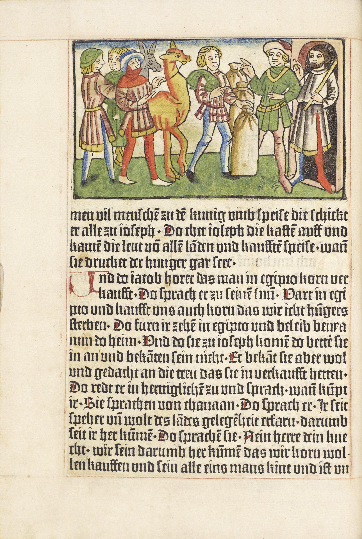 Die Werke der Bamberger Offizin Pfister zwischen Handschrift und ...